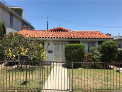Photo of 2330 Clark Avenue, Venice, CA 90291 (MLS # LG17138256)