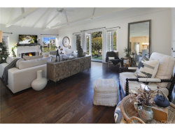 Photo of 645 Anita Street, Laguna Beach, CA 92651 (MLS # LG18273088)