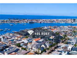 Photo of 125 Ruby Avenue, Newport Beach, CA 92662 (MLS # NP18114207)