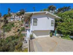 Photo of 404 Blumont Street, Laguna Beach, CA 92651 (MLS # OC17225810)