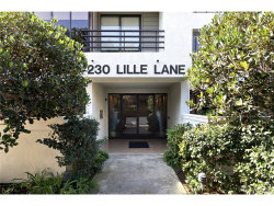 Photo of 230 Lille Lane , Unit 118, Newport Beach, CA 92663 (MLS # OC17238685)