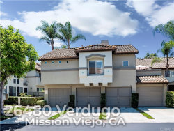 Photo of 26480 Verdugo, Mission Viejo, CA 92692 (MLS # OC18196571)