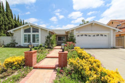 Photo of 9820 Mistletoe Avenue, Fountain Valley, CA 92708 (MLS # OC19152532)