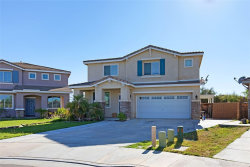 Photo of 26756 Southbrook Court, Menifee, CA 92584 (MLS # OC20129174)