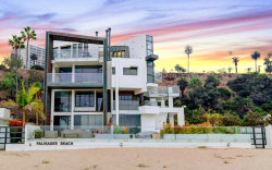 Photo of 270 Palisades Beach Road, Unit 101, Santa Monica, CA 90402 (MLS # P1-1955)