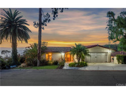 Photo of 2315 Via Pinale, Palos Verdes Estates, CA 90274 (MLS # PV17185868)