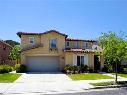 Photo of 19608 Alyssa Drive, Newhall, CA 91321 (MLS # PV17186621)