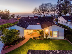 Photo of 1516 Chelsea Road, Palos Verdes Estates, CA 90274 (MLS # PV18124949)