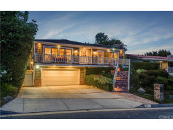 Photo of 1632 Dalton Road, Palos Verdes Estates, CA 90274 (MLS # PV18132700)
