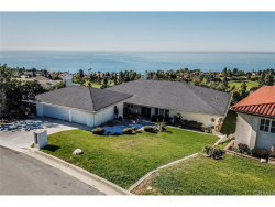 Photo of 30021 Avenida Esplendida, Rancho Palos Verdes, CA 90275 (MLS # PV19018160)