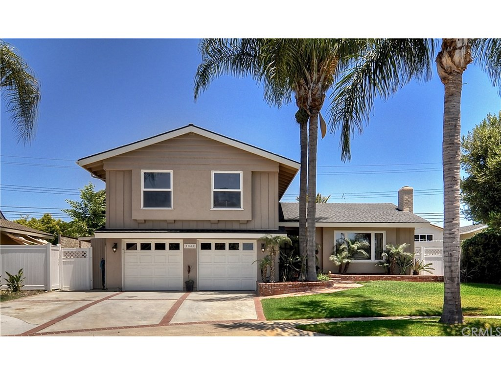 Photo for 21662 Hanakai Lane, Huntington Beach, CA 92646 (MLS # PW17129201)