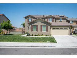 Photo of 14718 Ella Drive, Eastvale, CA 92880 (MLS # PW17162718)