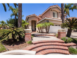 Photo of 874 S Parkglen Place, Anaheim Hills, CA 92808 (MLS # PW17184561)