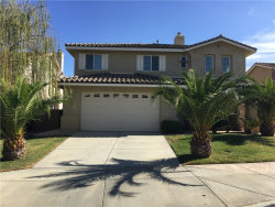 Photo of 3579 Rock Butte Place, Perris, CA 92570 (MLS # PW17254741)