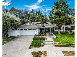 Photo of 5211 E Evening View Road, Anaheim Hills, CA 92807 (MLS # PW17259698)