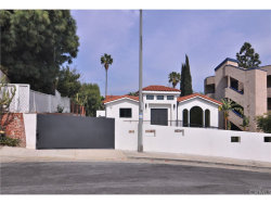 Photo of 3379 3381 DESCANSO Drive, Los Angeles, CA 90026 (MLS # PW18060497)
