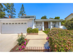 Photo of 20701 Via Roja, Yorba Linda, CA 92886 (MLS # PW18089755)