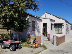 Photo of 1815 E 109th Place, Los Angeles, CA 90059 (MLS # PW18120364)