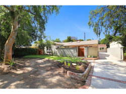 Photo of 11845 Hartsook Street, Valley Village, CA 91607 (MLS # PW18161149)