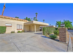 Photo of 41425 Resorter Boulevard, Palm Desert, CA 92211 (MLS # PW18226563)