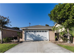 Photo of 11915 Goodale Avenue, Fountain Valley, CA 92708 (MLS # PW18243678)