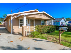 Photo of 204 S College Street, La Habra, CA 90631 (MLS # PW18248095)