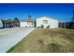 Photo of 15133 Ragus Street, La Puente, CA 91744 (MLS # PW18253941)