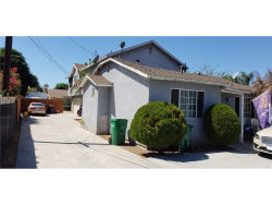 Photo of 13836 Foster Avenue, Baldwin Park, CA 91706 (MLS # PW18259983)
