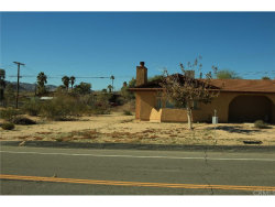 Photo of 6060 Lupine Avenue, 29 Palms, CA 92277 (MLS # PW18265560)