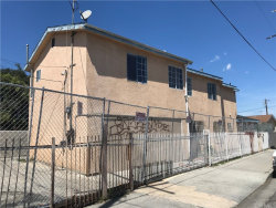 Photo of 422 W 91st Place, Los Angeles, CA 90003 (MLS # PW19026171)