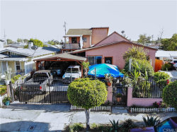 Photo of 1652 E 50th Place, Los Angeles, CA 90011 (MLS # PW19082193)