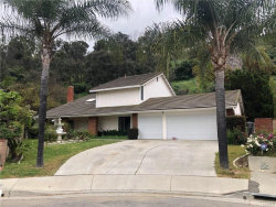 Photo of 10840 Amber Hill Drive, Whittier, CA 90601 (MLS # PW19244409)
