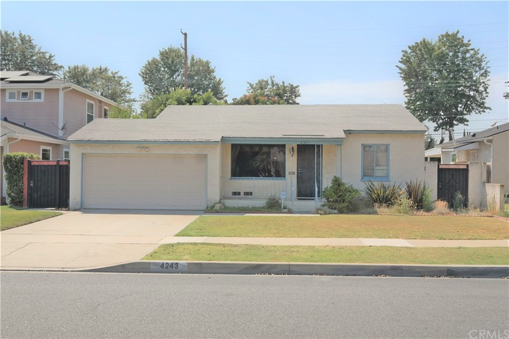 Photo for 4243 Marber Avenue, Lakewood, CA 90713 (MLS # PW20168558)