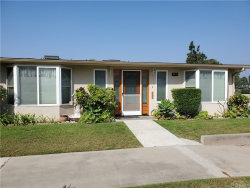 Photo of 13681 St. Andrews 25G M1 Drive, Unit 25G, Seal Beach, CA 90740 (MLS # PW20207819)