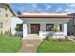 Photo of 1040 S Gramercy Drive, Los Angeles, CA 90019 (MLS # RS18233288)