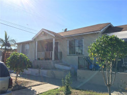 Photo of 7305 Raymond Ave Avenue, Los Angeles, CA 90044 (MLS # RS18273790)
