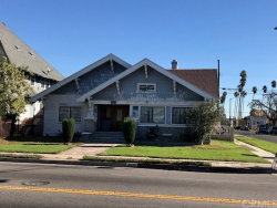 Photo of 3628 Arlington Avenue, Los Angeles, CA 90018 (MLS # RS18292126)
