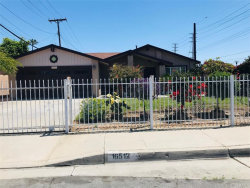 Photo of 16512 Elaine Avenue, Norwalk, CA 90650 (MLS # RS19090468)