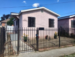 Photo of 5725 S Budlong Avenue, Los Angeles, CA 90037 (MLS # RS19122657)