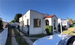 Photo of 1631 W Gage Avenue, Los Angeles, CA 90047 (MLS # RS19166648)