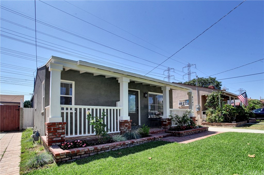 Photo for 6147 Ibbetson Avenue, Lakewood, CA 90713 (MLS # RS20137516)