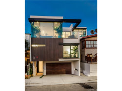 Photo of 1638 Hermosa Avenue, Hermosa Beach, CA 90254 (MLS # SB17135161)