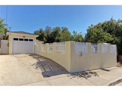 Photo of 1908 Robinson Street, Redondo Beach, CA 90278 (MLS # SB17139873)