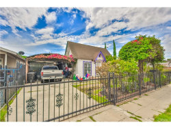 Photo of 158 W 110th Street, Los Angeles, CA 90061 (MLS # SB17162697)