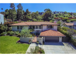 Photo of 1329 Via Cataluna, Palos Verdes Estates, CA 90274 (MLS # SB18141529)