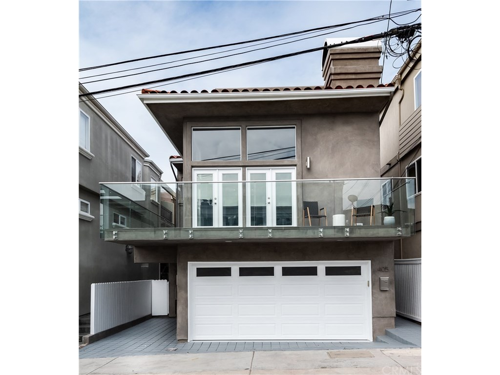 Photo for 405 21st Place, Manhattan Beach, CA 90266 (MLS # SB19048388)