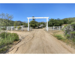 Photo of 36917 Bouquet Canyon Road, Agua Dulce, CA 91390 (MLS # SR17157482)