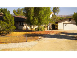 Photo of 10209 Escondido Canyon Road, Agua Dulce, CA 91390 (MLS # SR17191707)