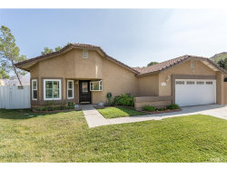 Photo of 15216 Oleander Court, Canyon Country, CA 91387 (MLS # SR17216837)