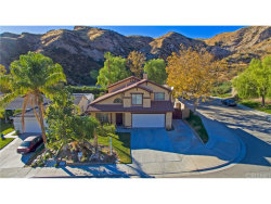 Photo of 30517 Jasmine Valley Drive, Canyon Country, CA 91387 (MLS # SR17274804)